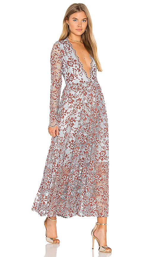 9d87b85d Ganni Flynn Dress in Sterling Blue | Formal Wear | Dresses, Ganni ...