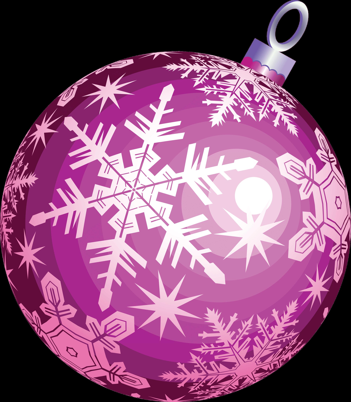 Purple ball christmas Новогодние картинки pinterest