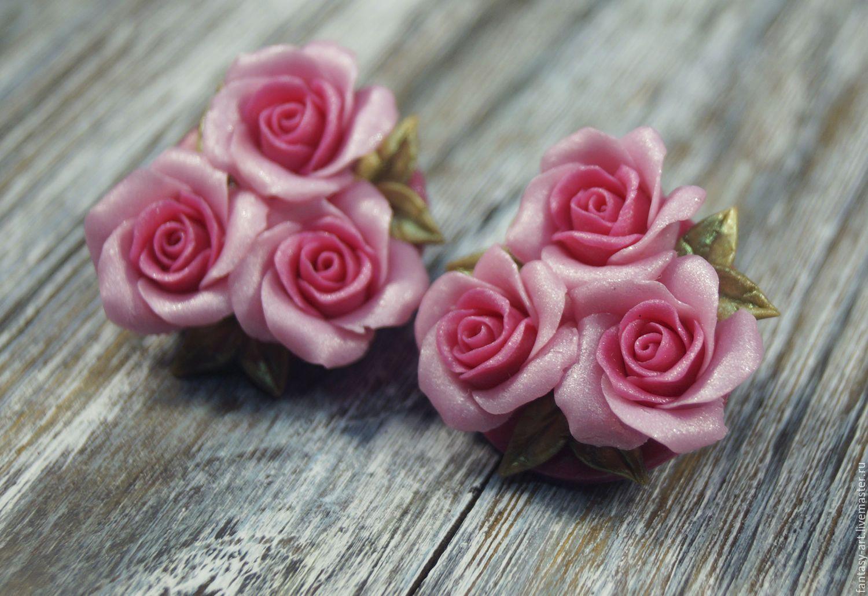 хохлатые супер картины розы из полимерной глины фото картина порадовала зрителей