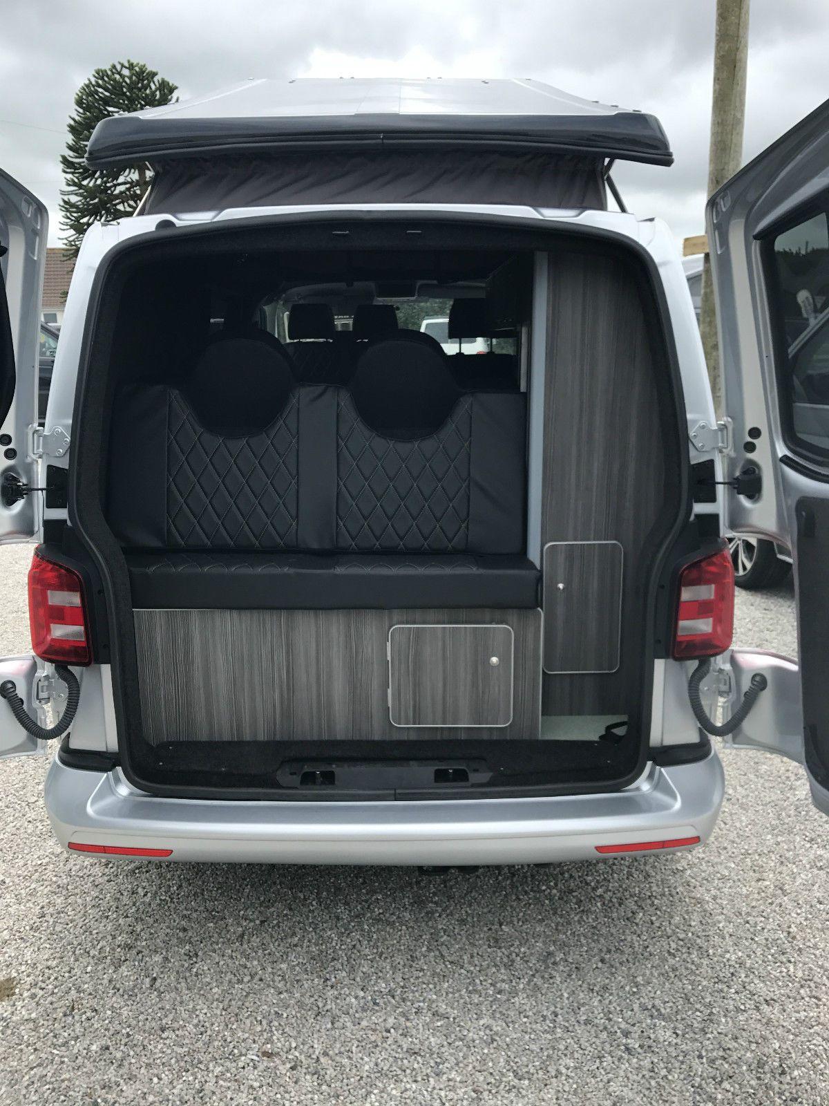 2016 Volkswagen Vw Transporter T6 102 Ps Pop Top New