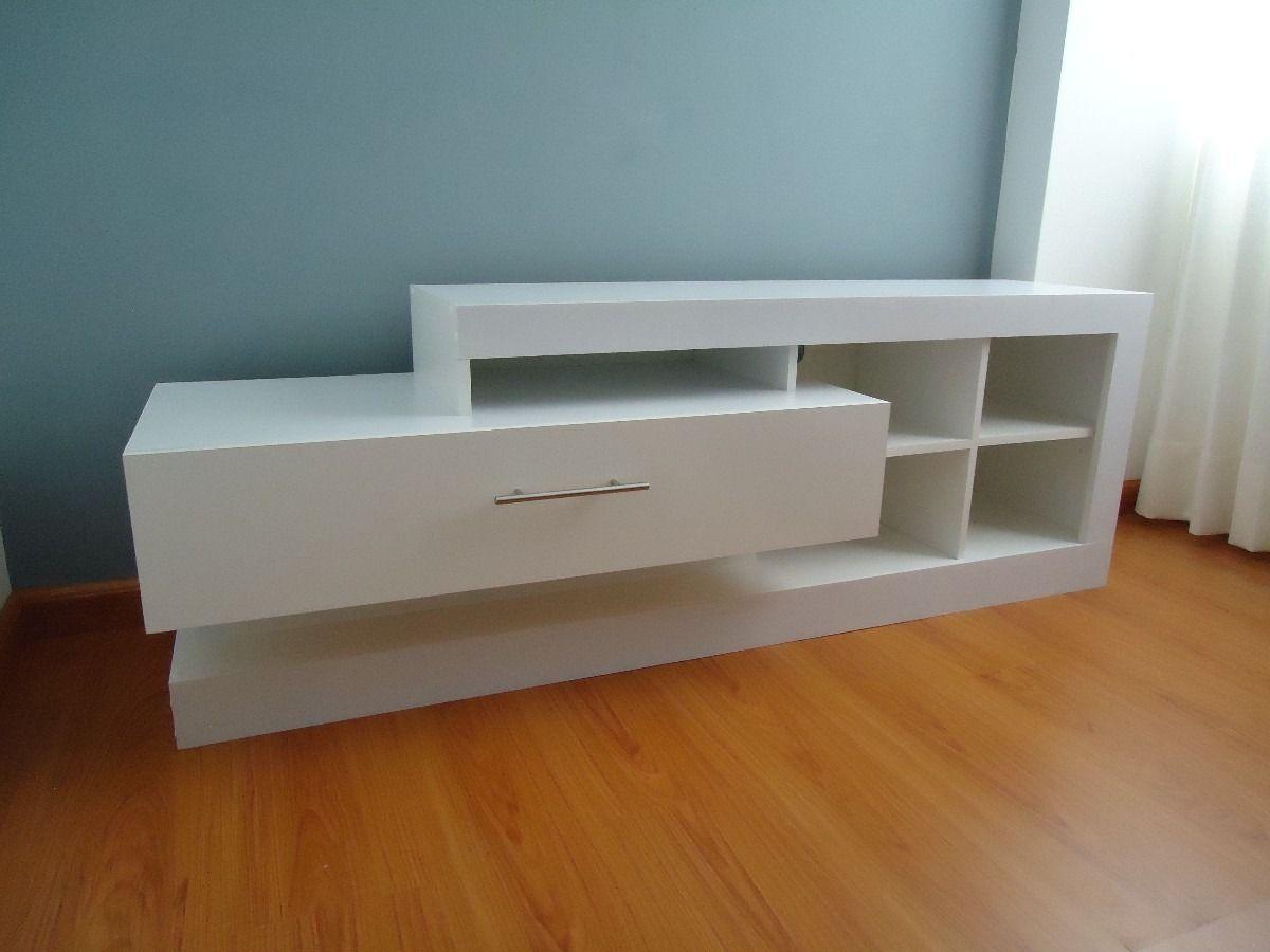 Muebles para televisor modernos affordable muebles de for Muebles top