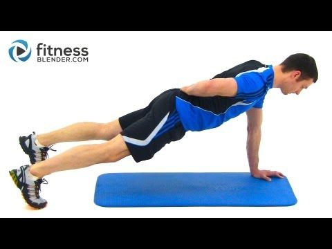 bodyweight workout routine  nonstop total body workout