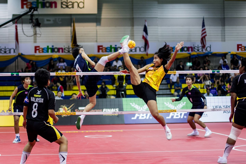 ISTAF Super Series Finals Thailand. Thailand's Daranee
