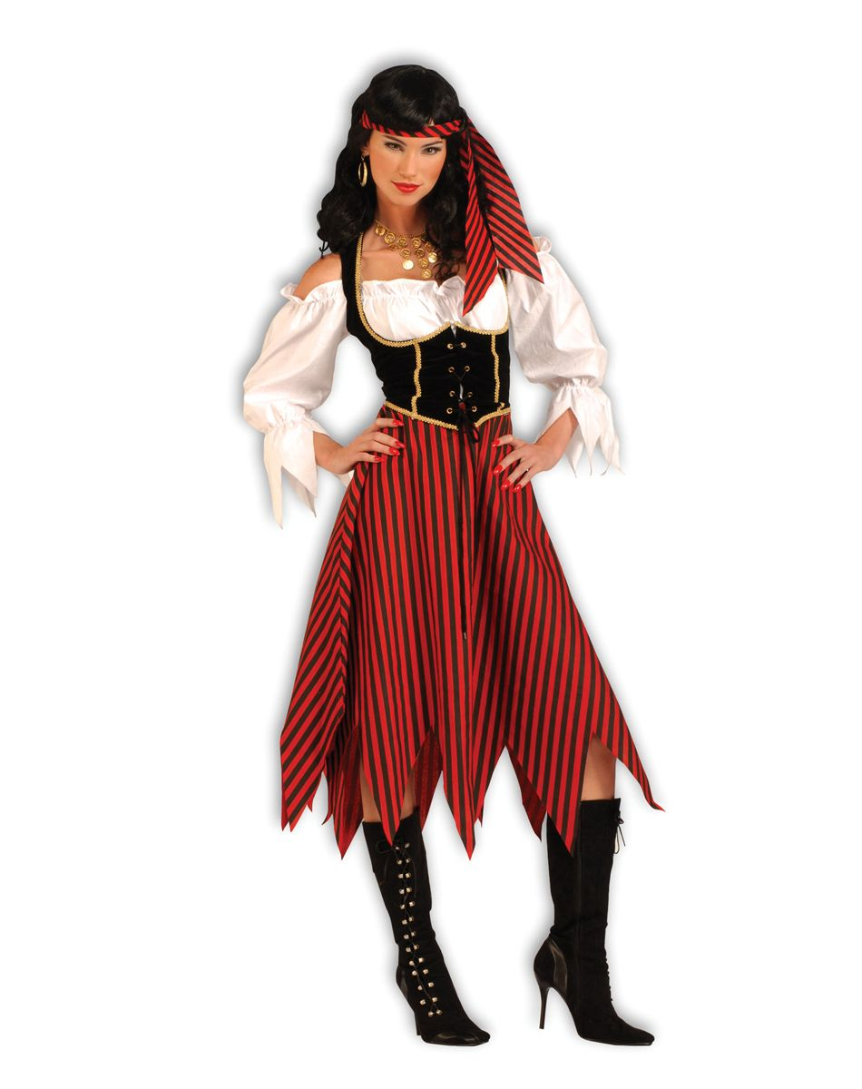 Pirate Maiden Adult Womens Plus Size Costume u2013 Spirit Halloween  sc 1 st  Pinterest & Move mouse away from product image to close this window. | Halloween ...