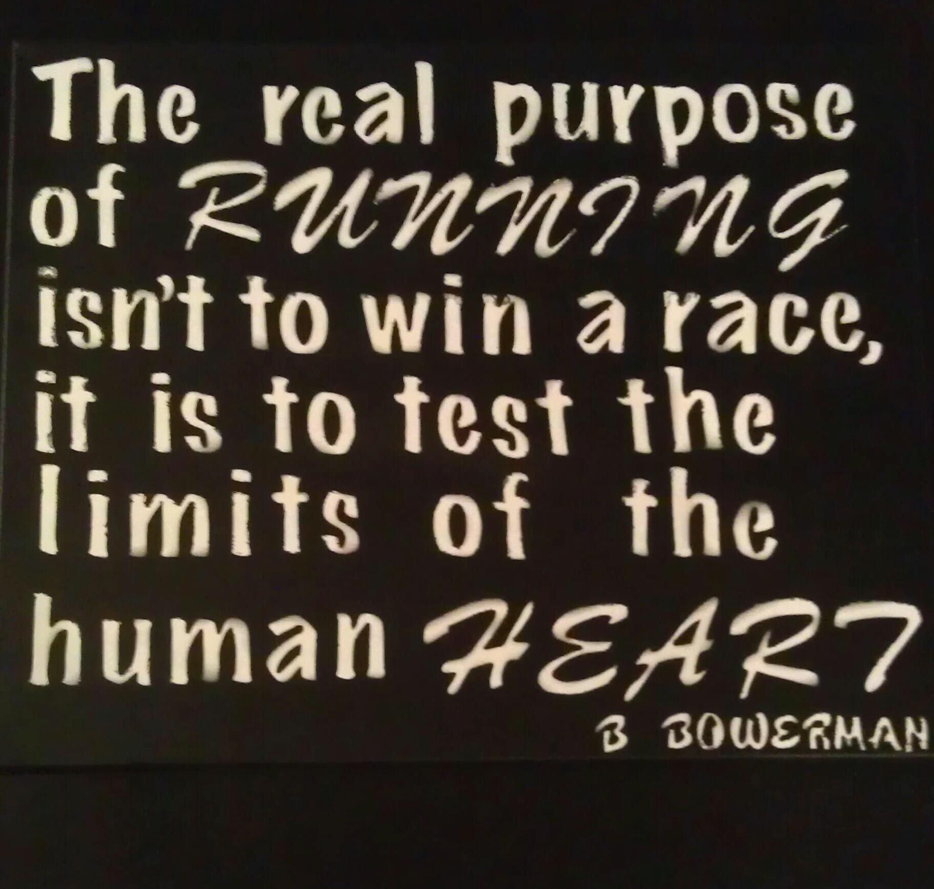 Cross Country Quotes One Of The Kids On My Son's Cross Country Team Said After We