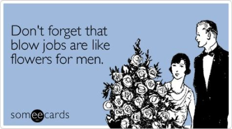 forgetblowjobsflowersvalentinesdayecardsomeecards about – Valentines Day Online Card