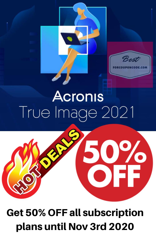 Acronis True Image Code