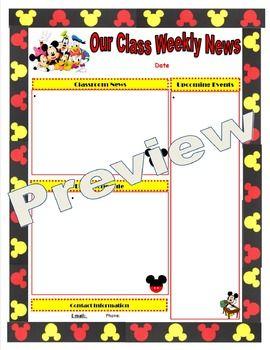 4b74af1d032ab617575125c6cddf89a1 Teacher Newsletter Template Mickey Mouse on mickey mouse pi day, mickey mouse logo, mickey mouse brochure, mickey mouse lesson plans, mickey mouse corporate, mickey mouse letterhead, mickey mouse shop, mickey mouse calendar, mickey mouse clean, mickey mouse business cards, mickey mouse graphic design, mickey mouse classroom decor,