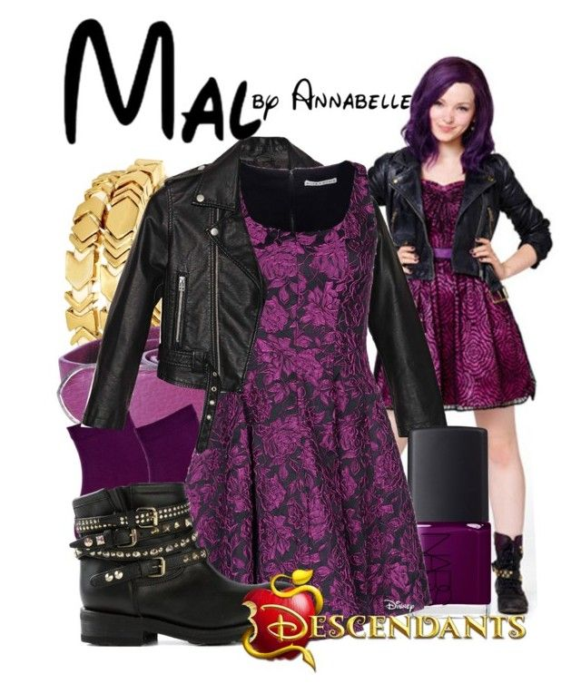 Mal Descendants Clothes Disney Inspired Fashion Disney Dresses