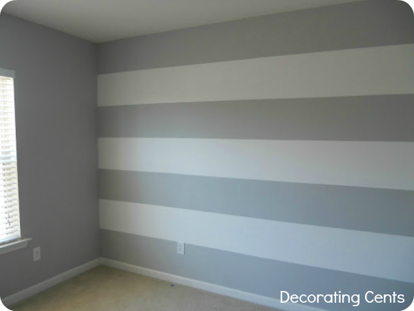 Bedroom Paint Ideas Stripes back against the wall: 15 wall designs | paint stripes, walls and room