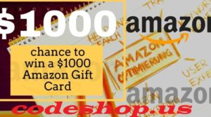 Photo of amazon gift card giveaway | USA FREE SHOP
