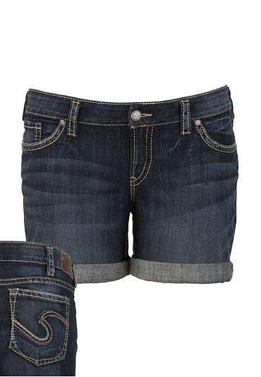 af67f5d5309 Silver Jeans Co.® Suki Shorts - maurices.com