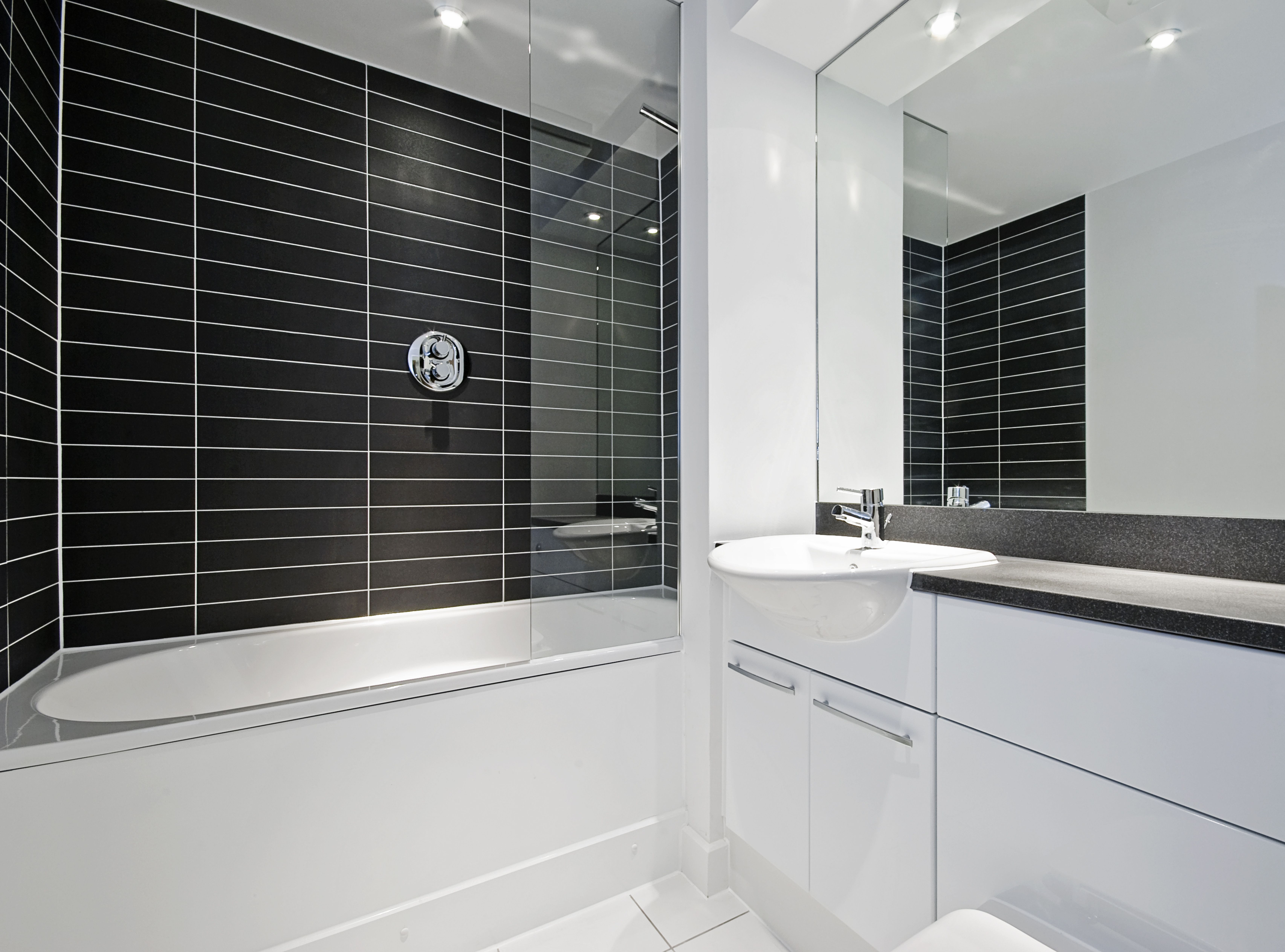 Bathroom tile panels | ideas | Pinterest | Bathroom tiling, Bathroom ...