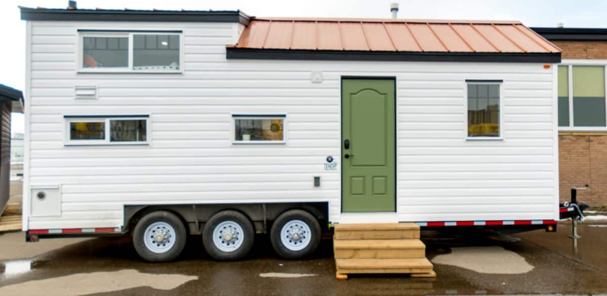 Summers Night Dream Tiny House For Sale In Lethbridge Alberta