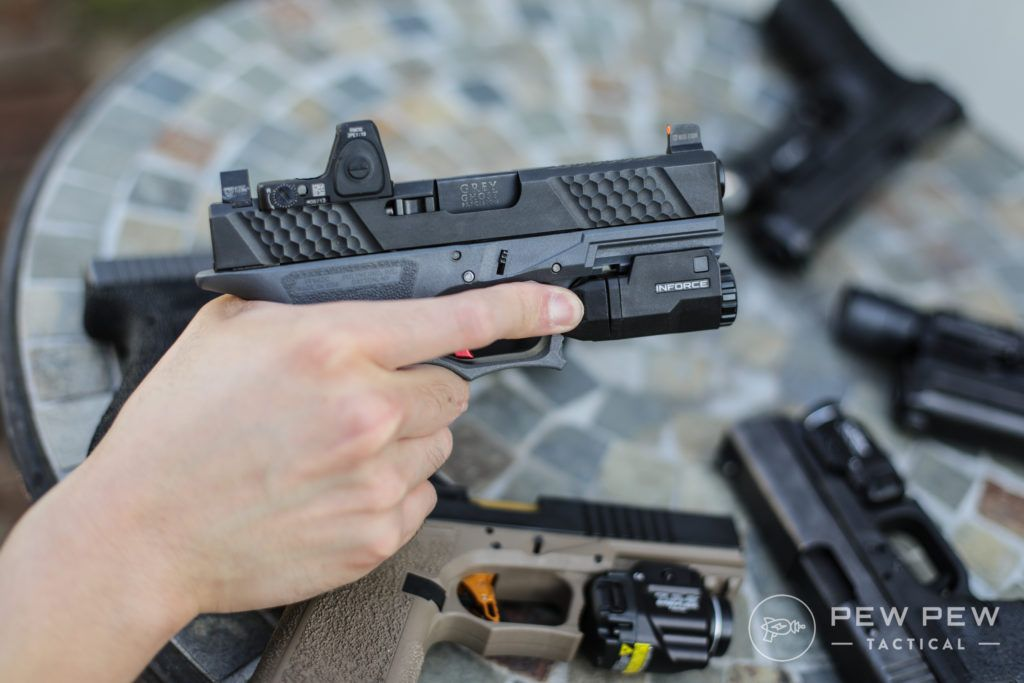 Polymer80 Glock 17/19 [Review, Build, & Parts Guide