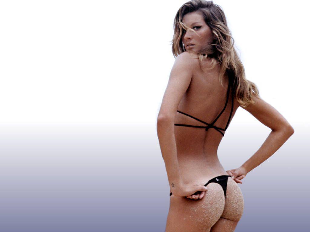 Gisele bundchen naked panty photo 539