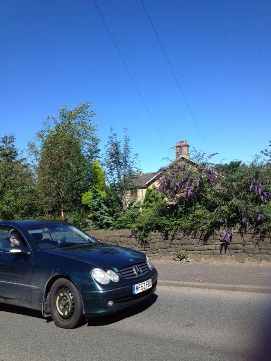 Tintwistle Old Village in Glossop, Derbyshire