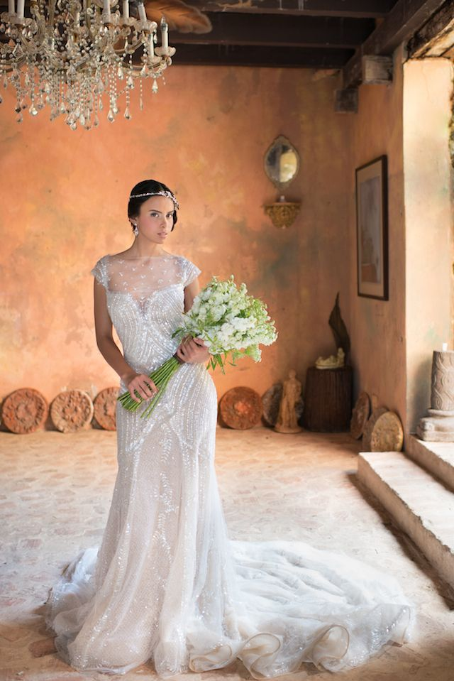 Timeless Elegance In San Juan Puerto Rico Wedding Dress Accessories Destination Wedding Dress Wedding Dresses