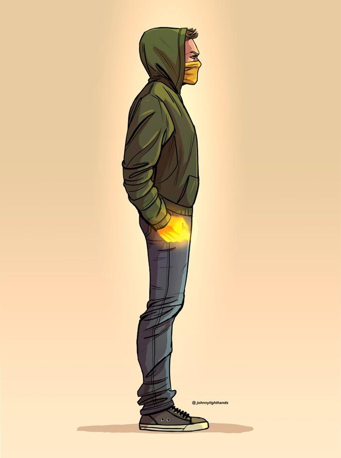 Iron Fist An Art Print By Johnny Lighthands Iron Fist Marvel Iron Fist Netflix Defenders Marvel