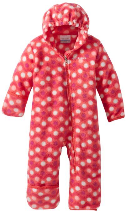 aacc6a09449d Amazon.com  Columbia Unisex-Baby Infant Snowtop II Bunting  Clothing ...