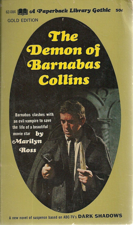 Dark Shadows The Demon of Barnabas Collins