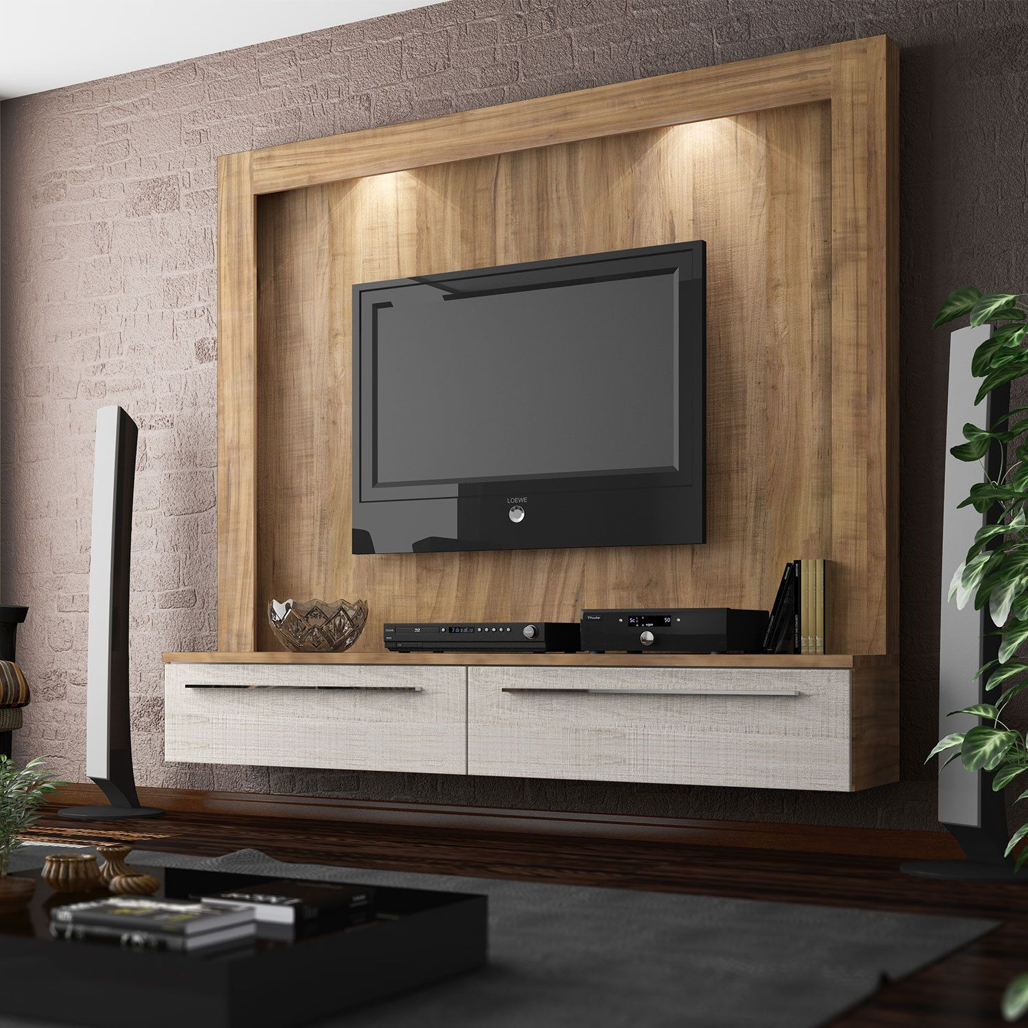 Pin by anwar on Things to do | Pinterest | Tv walls, Tv wall decor ...