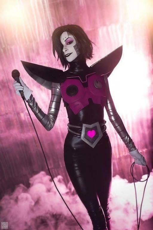 Robot television star, Mettaton by NONA Industries #undertale #cosplay #mettaton