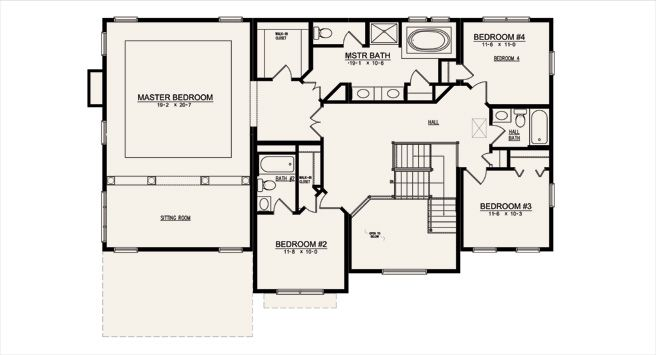 Architectural Drawings Stairs Floor Plan Stairs Pinned By Www Modlar Com Stairs Floor Plan Flooring For Stairs Floor Plans