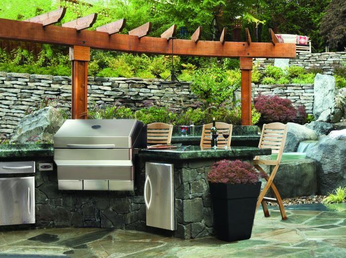 Memphis Elite Outdoor Grill Outdoor Kitchen Island Built In Bar B Que Outdoor Wood Pellet Grills Backyard