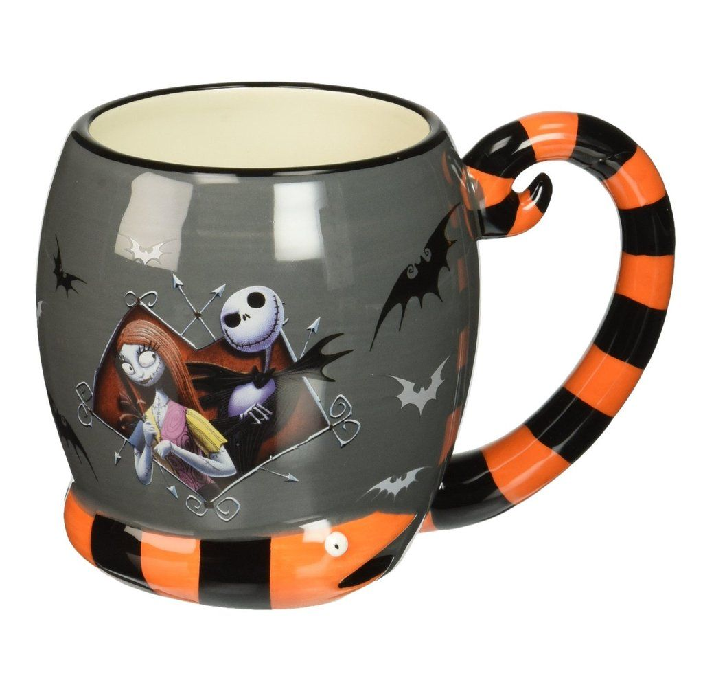 Nightmare Before Christmas - Mug 16 oz Jack | Disney | Pinterest