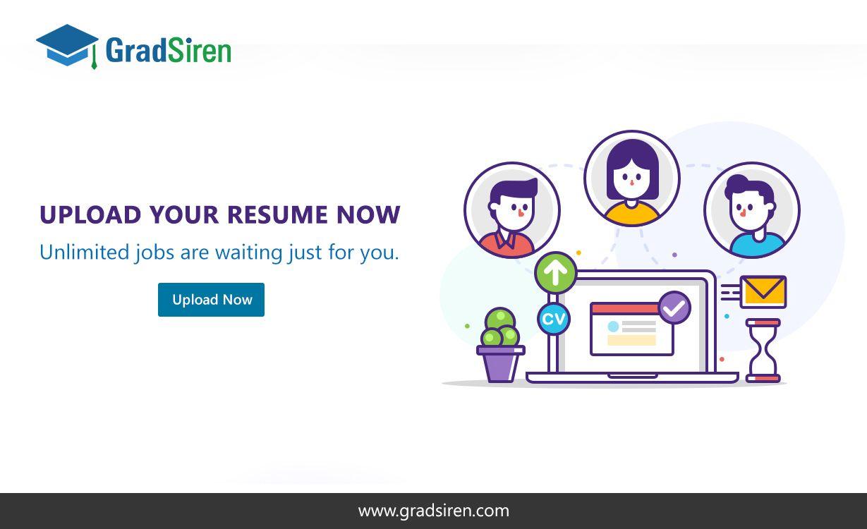 Find the best job through gradsiren entry level jobs