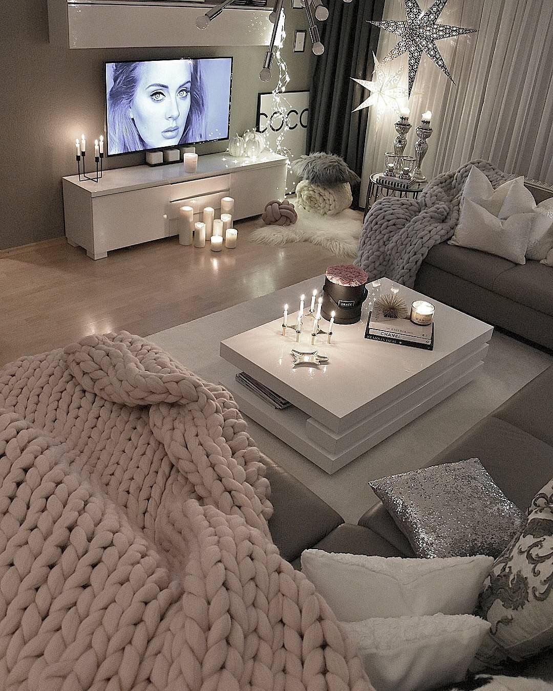 Pin by Gkendiston on Интерьер  Living room decor on a budget