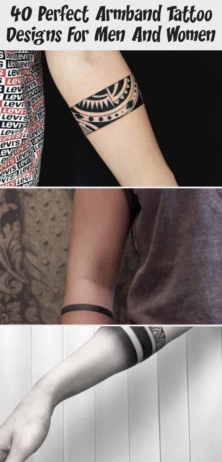 Perfect Armband Tattoo Designs For Men And Women Tattoodesignsribs Tattoodesignssymbols Fairytattoo Armband Tattoo Design Arm Band Tattoo Tattoo Designs Men