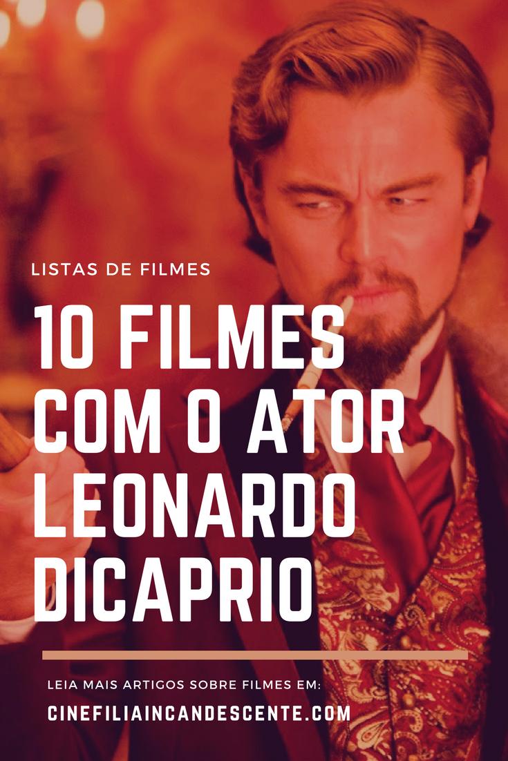 Leonardo Dicaprio Filme Liste