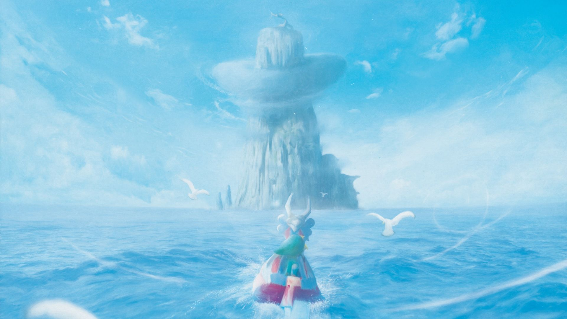 Wind Waker Hd Wallpaper: The Legend Of Zelda / Wind Waker / Link / King Of Red
