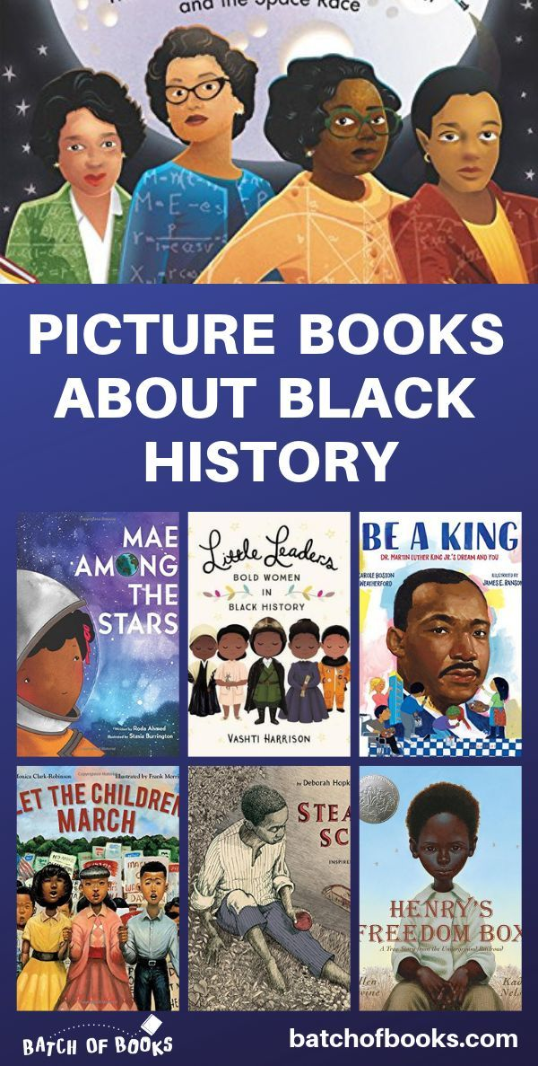 Photo of Celebrate Black History Month with These Extraordinary Picture Books for Kids – Batch of Books