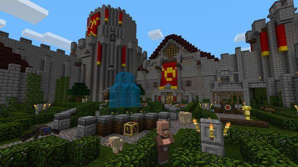Fantasy Texture Pack Minecraft Texture Packs Xbox