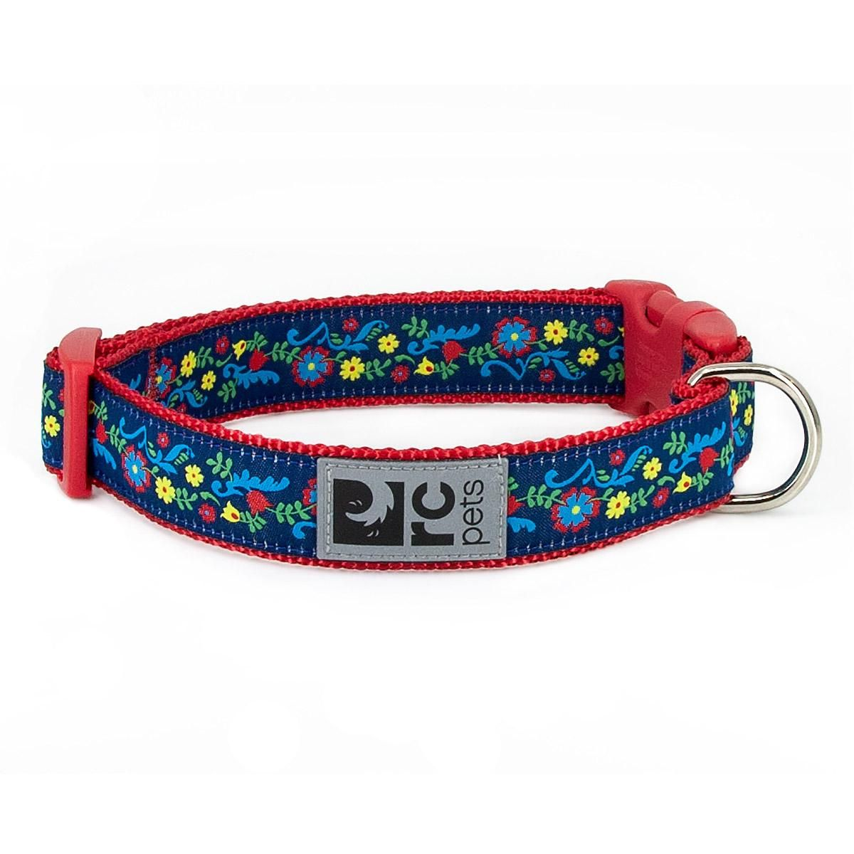 Feeling Folksy Adjustable Clip Dog Collar By Rc Pets In 2020 Pets Pet Steps Dogs
