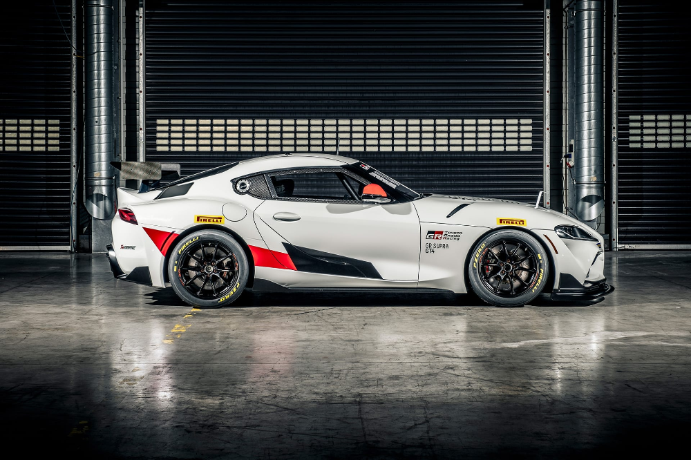 Toyota Gazoo Racing Announces Plans To Launch The Gr Supra Gt4 In 2020 Toyota Supra Toyota Sports Cars Luxury