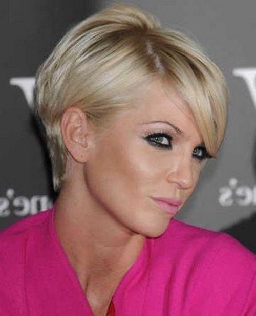 cortes de pelo corto para mujeres peinados modernos