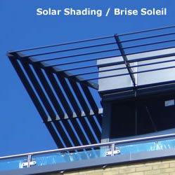 Solar Shading Brise Soleil Solar Shades Solar Barn Conversion