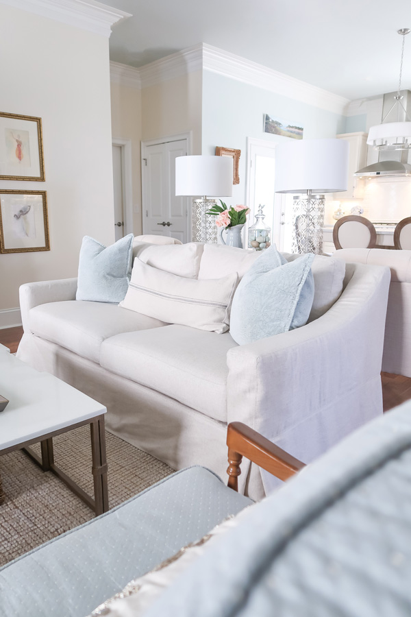 Review of Pottery Barn York Slipcovered Sofa (With images