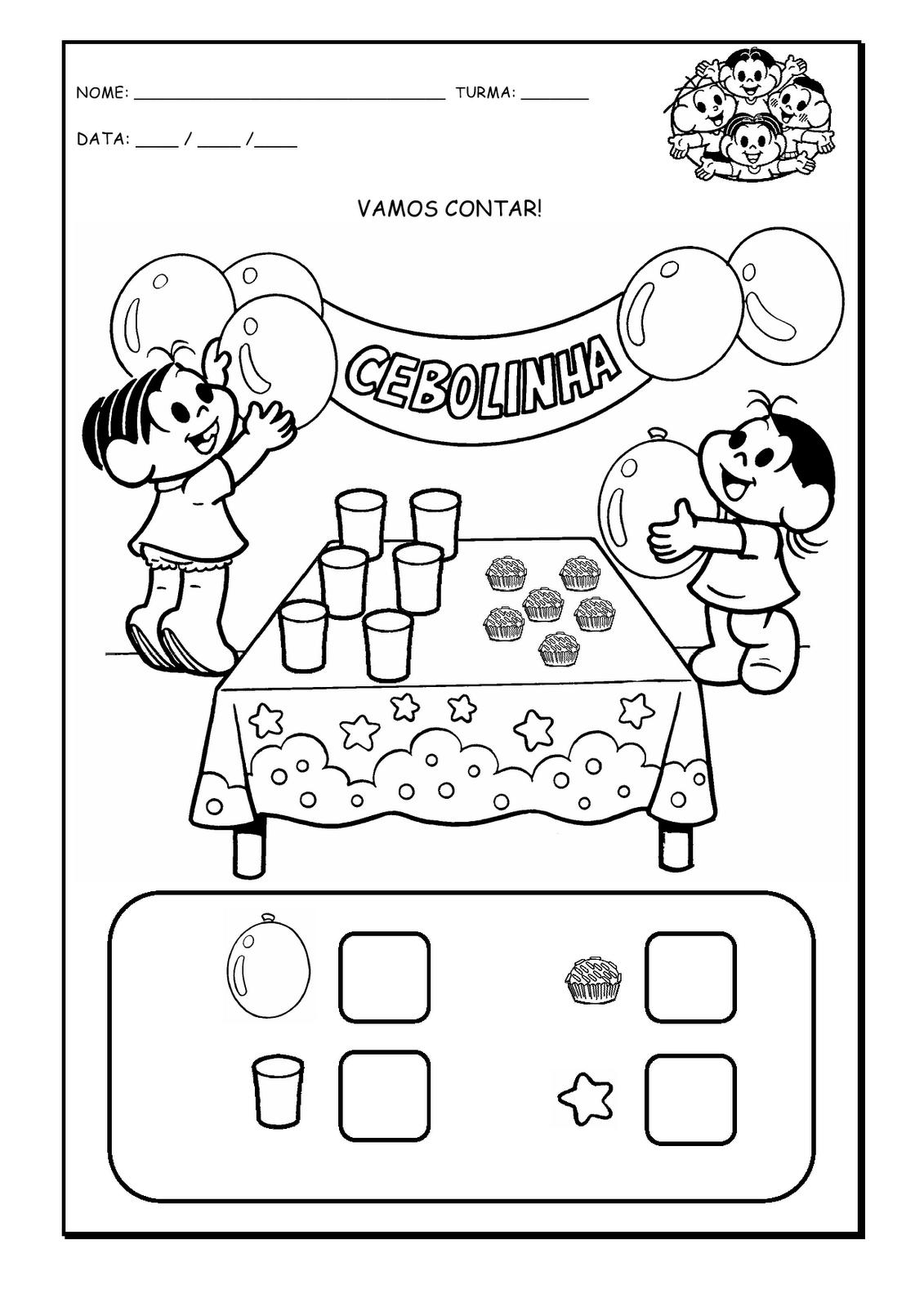 VAMOS+CONTAR+NÚMERO+6(monica+e+magali+festa+de+aniversário).png (1131×1600)