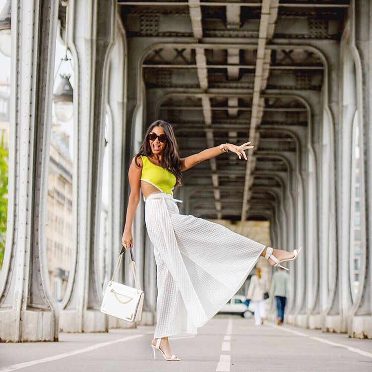 @AvecHannah for serious style envy and shoe game #whiteonwhite #MaudFrizon