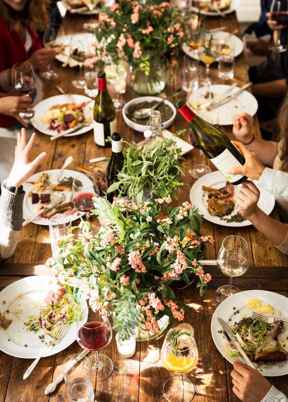 7 Steps to Mastering the Casual Fall Dinner Party Fall