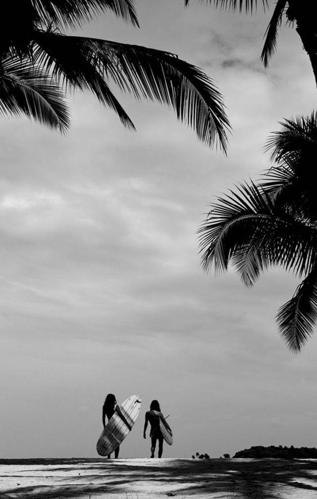 Une Semaine Sur Pinterest 36 Trendy Mood Magazine Lifestyle Photo Noir Et Blanc Paysage Paysage Noir Et Blanc Surf Photographie