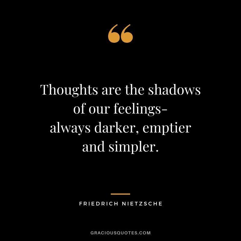 95 Friedrich Nietzsche Quotes (DEEP THINKING)