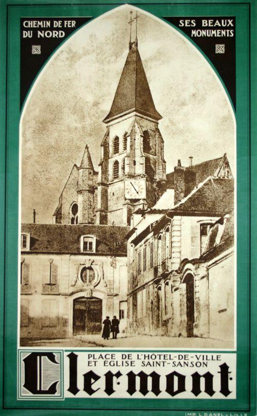 Cartes Postales Vintages Villes De France