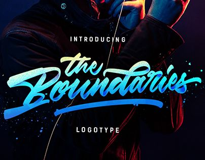 """Check out new work on my @Behance portfolio: """"BOOM!! - The Boundaries Logotype"""" http://be.net/gallery/53331855/BOOM-The-Boundaries-Logotype"""