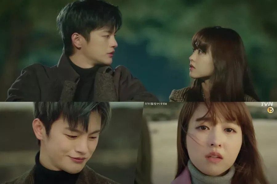 """Watch: Seo In Guk Makes Park Bo Young A Life-Changing Offer In New """"Doom At Your Service"""" Teaser"""